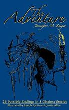3 choose your own adventure fantasy stories suitable for children and adults