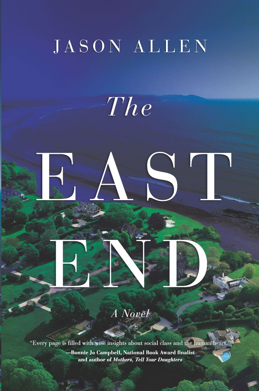 Book Blog Tour: The East End by JasonAllen