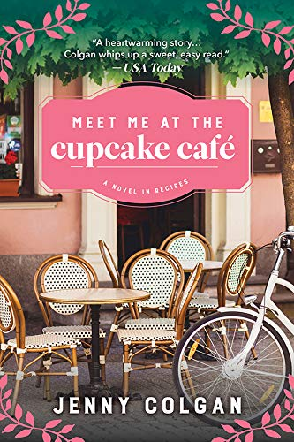 Meet Me at the Cupcake Cafe by Jenny Colgan - a book review