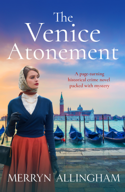 Book Review: The Venice Atonement by Merry Allingham