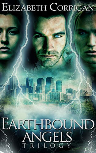 Book review: Earthbound Angels trilogy by Elizabeth Corrigan