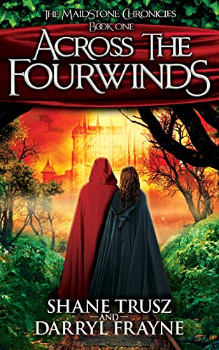 Book Review: Across the Fourwinds by Shane Trusz and Darryl Frayne