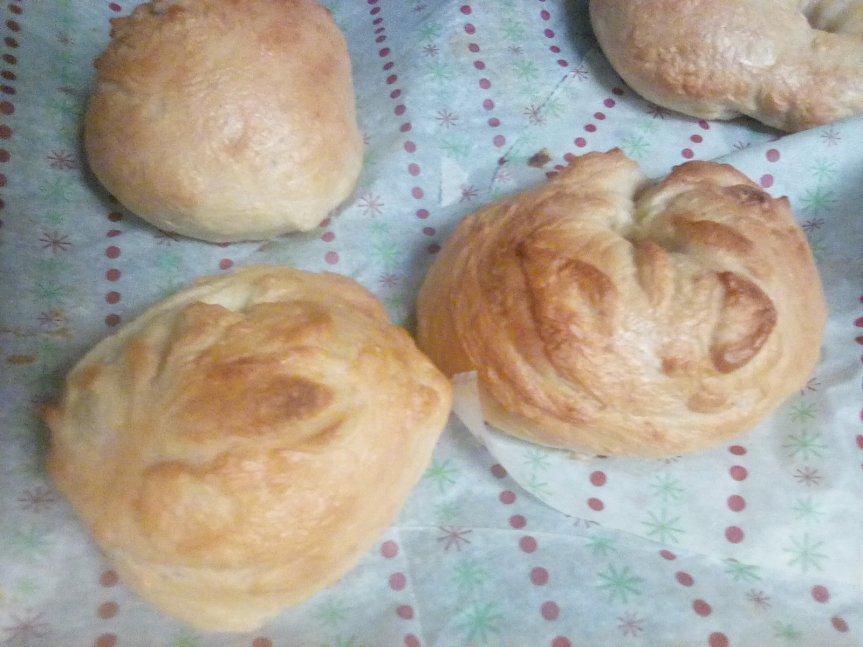Adventures in Ratio Baking: Bagels - take bread dough, boil it, then bake it