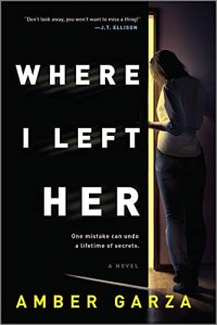 where i left her by amber garza
