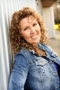 Author Denise Jaden, Murder at Mile Marker 18