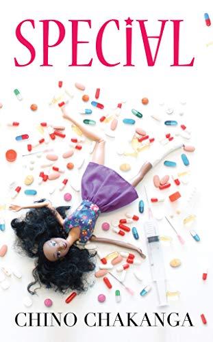 Book Review: Special by Chino Chakanga - YA, Science Fiction, Superhero