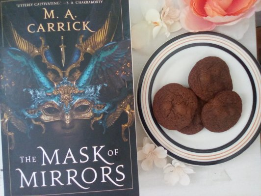 The Mask of Mirrors by M. A. Carrick is an amazing fantasy