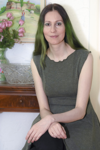 Celinka Serre, author of the YA High Fantasy Stardust Destinies I: Variate Facing