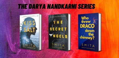 The Darya Nandkarni Cozy Mystery Series by Smita Bhattachrya