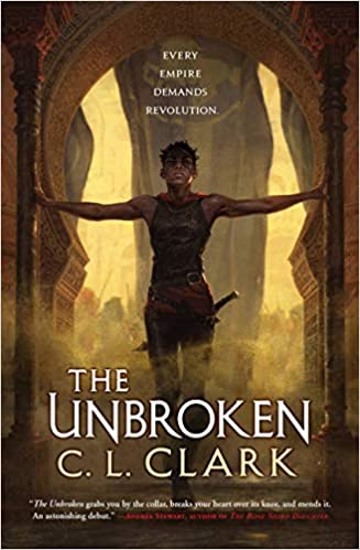 The Unbroken by C.L. Clark