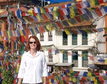 Willow Healy, author of Strange Karma