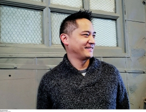 Mike Chen, author of We Could Be Heroes