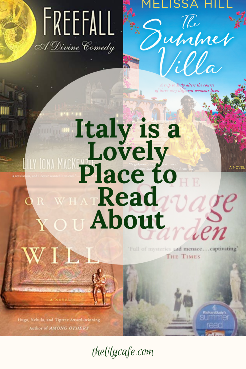 Italy is a Lovely Place to ReadAbout