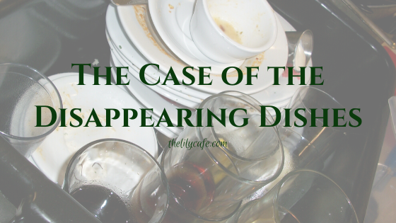 The Case of the DisappearingDishes
