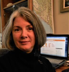 Author Bluette Matthey
