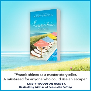 Summertime Guests is a novel by Wendy Francis