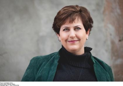 Allison Brennan, author of The Third to Die - book blog tour