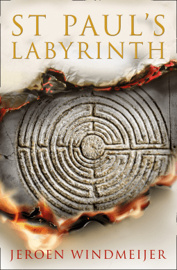 Book Review: St. Paul's Labyrinth by Jeroen Windmeijer