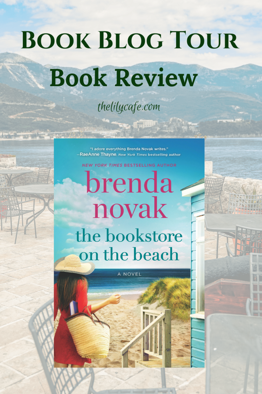 Book Blog Tour – Book Review: The Bookstore on the Beach by BrendaNovak