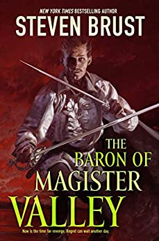 Book Review: The Baron of Magister Valley by Steven Brust - a fantasy novel inspired by The Count of Monte Cristo