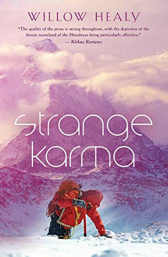 Strange Karma by Willow Healy, an historical thriller