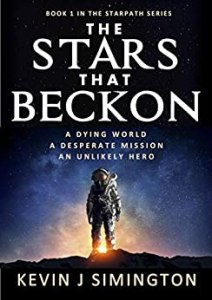 The Stars That Beckon by Kevin J. Simington