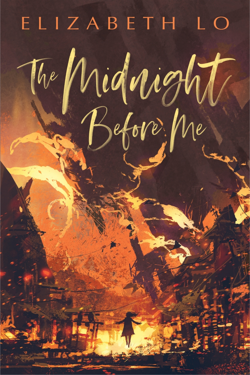 Novel Excerpt: The Midnight Before Me by ElizabethLo