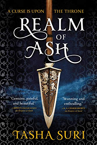 Book Review: Realm of Ash by Tasha Suri, book 2 in the Books of Ambha series