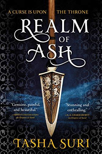 Book Review: Realm of Ash by TashaSuri
