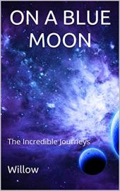 Book Review: On a Blue Moon by Willow (R. J. Parker) - a fascinating first book in the Daughters of Firth Tales series