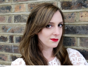 Author Holly Bourne