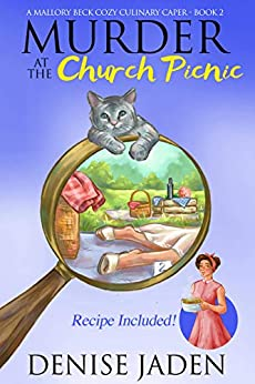 Murder at the Church Picnic by Denise Jaden