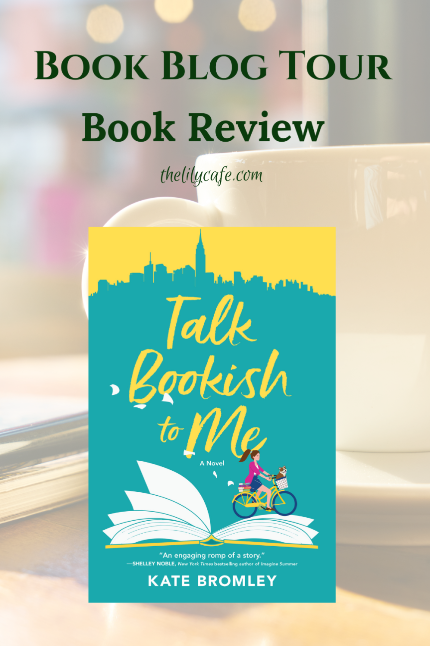 Book Blog Tour – Review: Talk Bookish to Me by KateBromley
