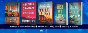 Book Blog Tour: Tell No Lies by Allison Brennan