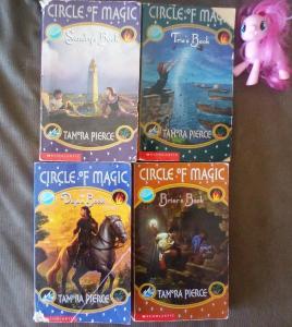 the circle of magic by tamora pierce
