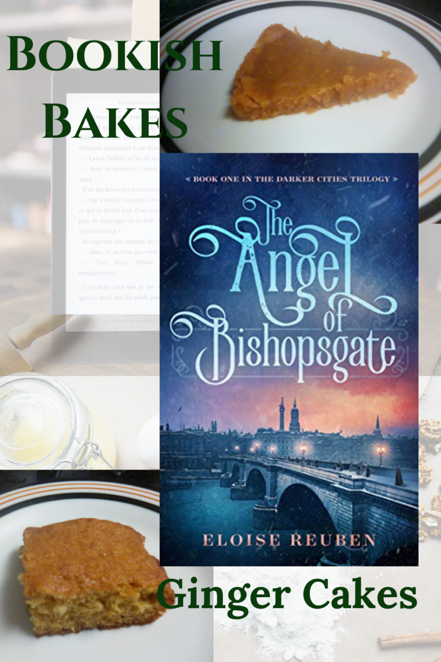 Bookish Bakes: GingerCakes
