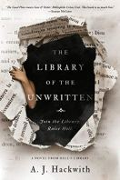 Book Review: The Library of the Unwritten by A. J. Hackwith