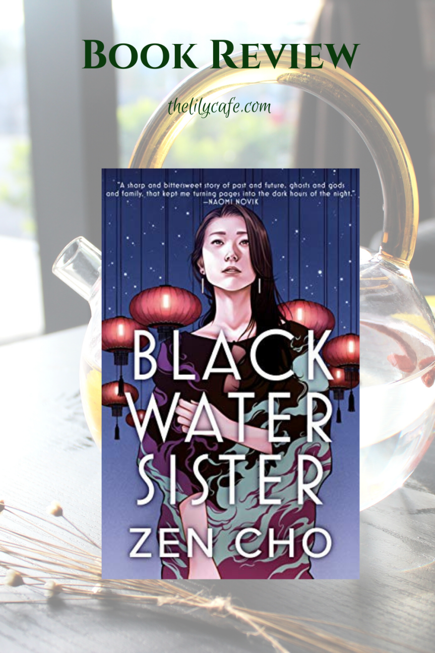 Book Review: Black Water Sister by ZenCho