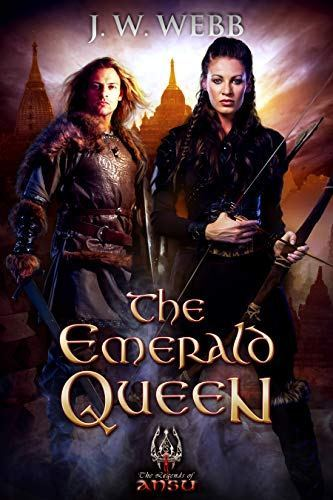 Book Review: The Emerald Queen by J. W. Webb